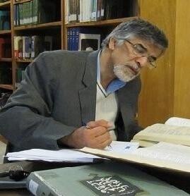 دکتر موسی الرضا امین زارعین – متکلم وفیلسوف