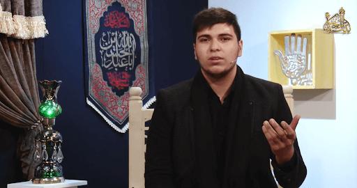شاعر محمدمعین پوریلان